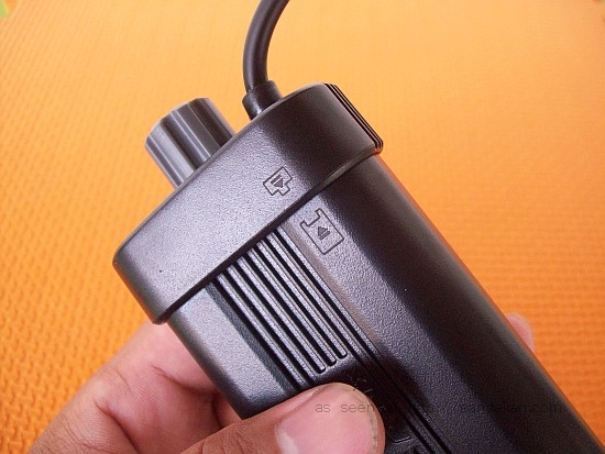 Fenix BT20 battery box