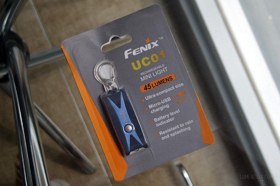 fenix uc01 in blister package