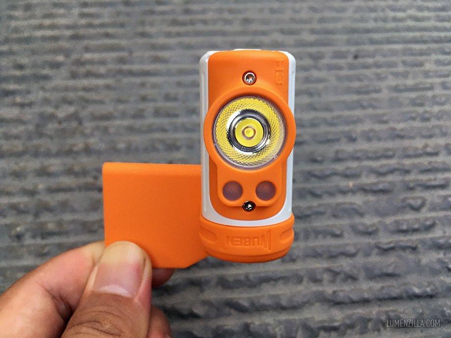 Wuben H3 360 degrees rotation